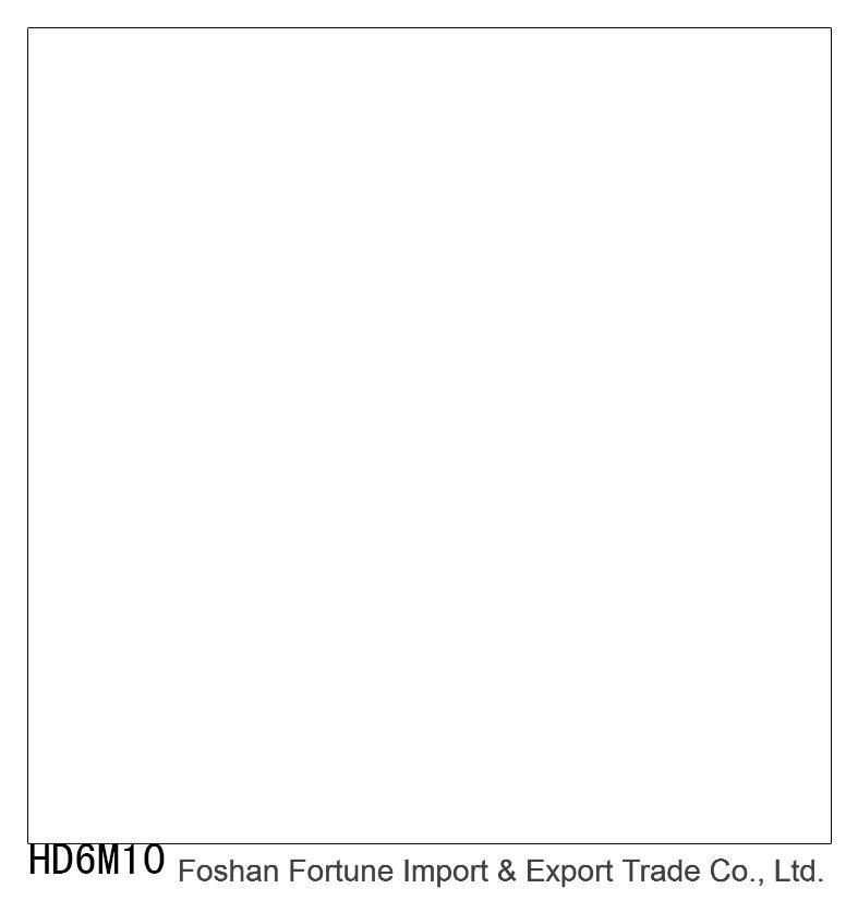 Ceramic Building Material Super White Polished Porcelain Floor Tile 600X600mm 800X800mm