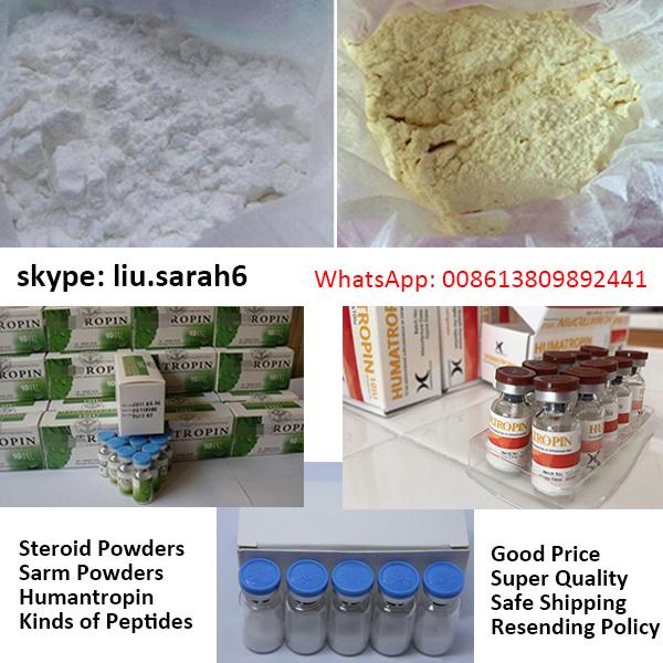 Testosterone Enanthate Test E Hormone Anabolic Steroide Powder
