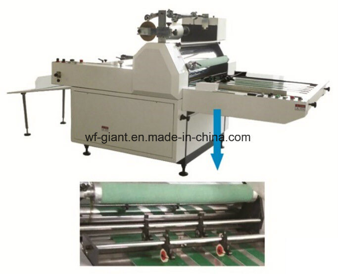 Semi-Auto Laminating Machine (SFML-720B)