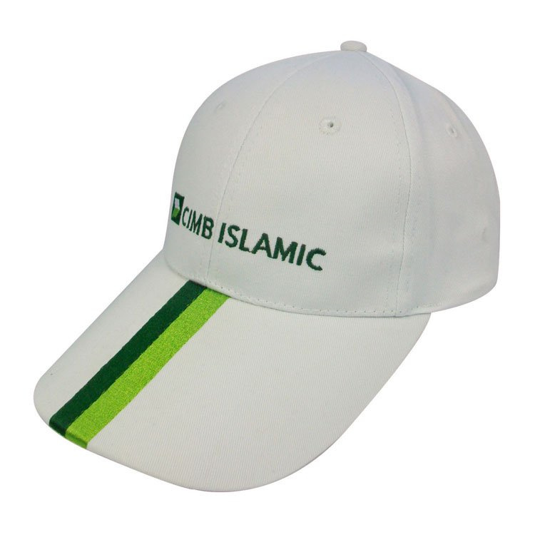 China Gift Supplier Car Logo Embroider Promotional Cotton Cap