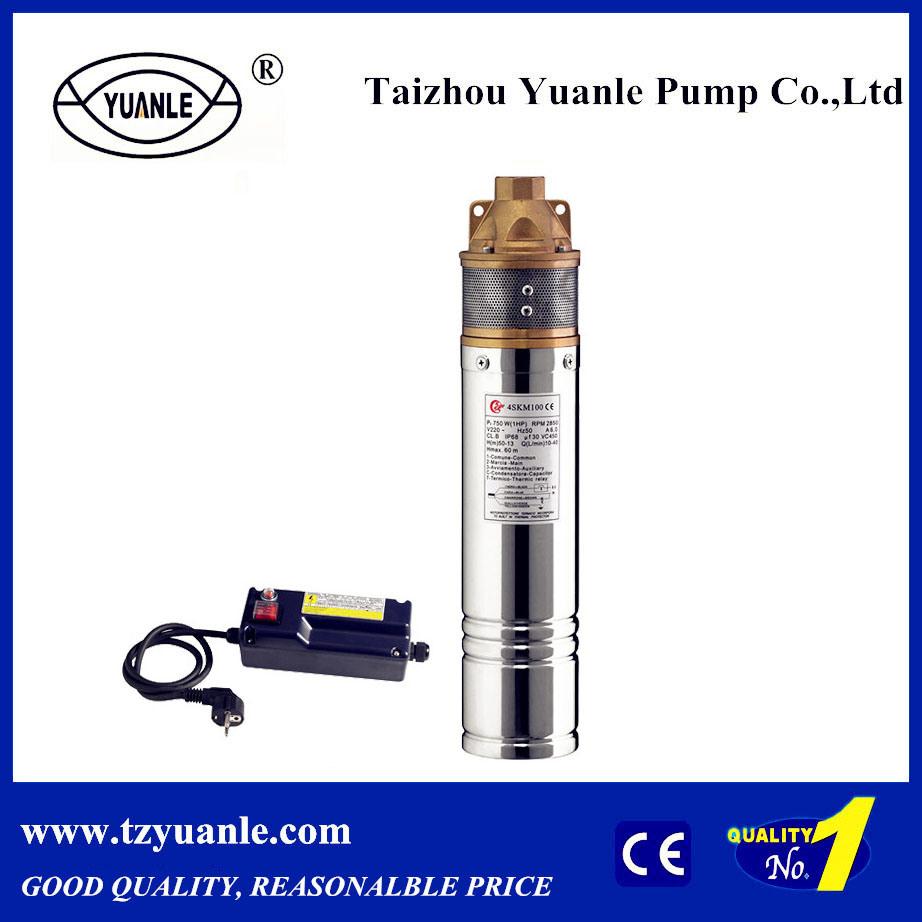 "4"" Peripheral Submersible Deep Well Pump (4SKM)"