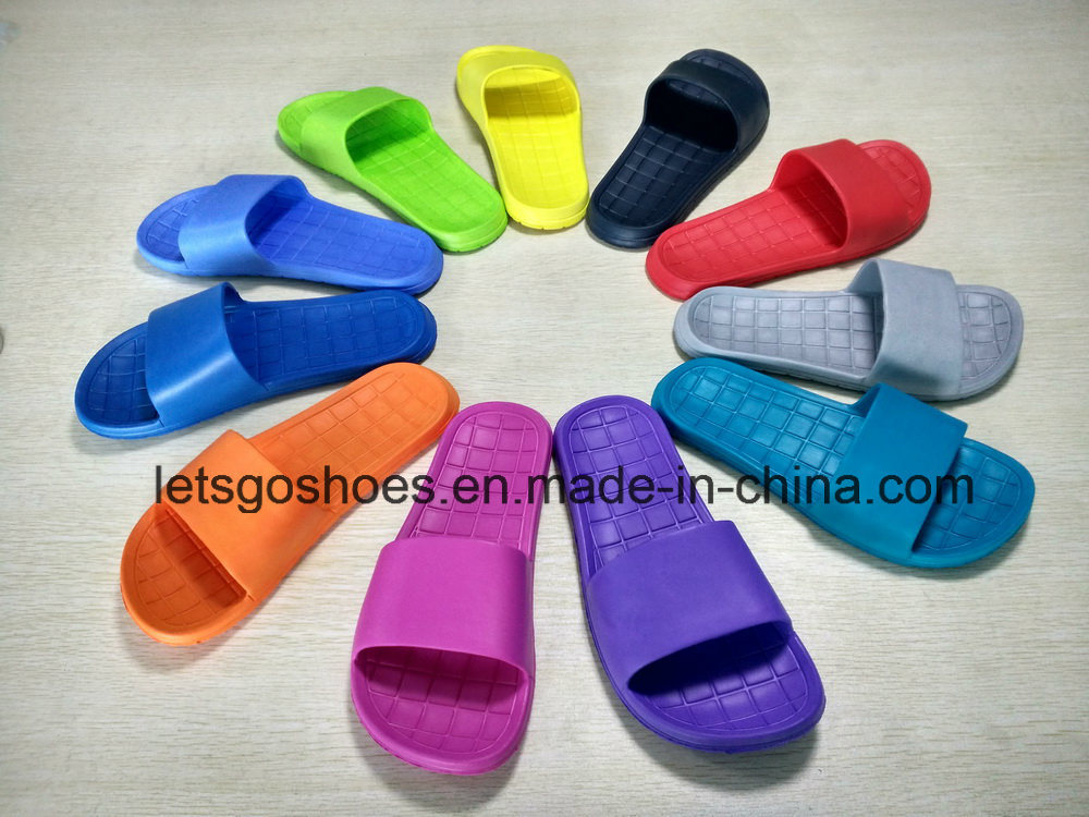 OEM/ODM Simple EVA SPA Hotel Indoor Slipper (21bzy1608)
