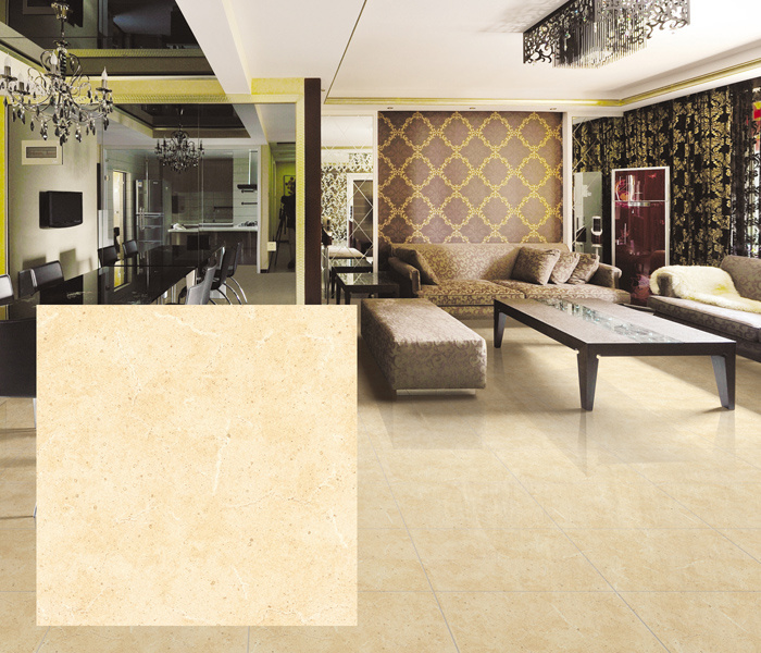 china low price crema marfil ceramic floor tile for