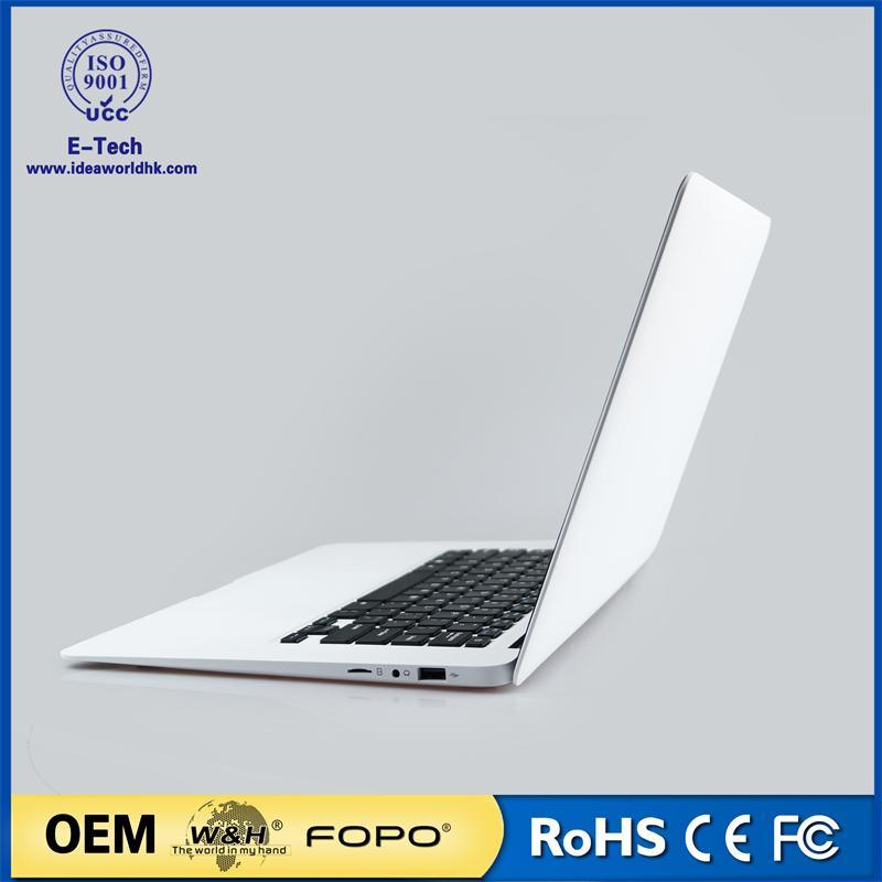 "14.1"" Portable Intel Atom Quadcore Windows 10 Laptop Computer"