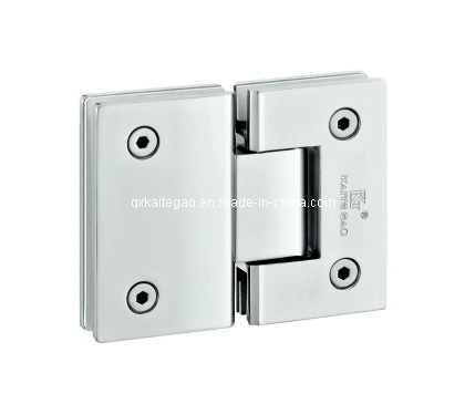 (KTG-1005) Pss Glass Clamp/180 Degree Glass to Glass Hinge