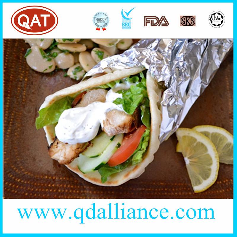 Halal Chicken Shawarma for Arabic Market