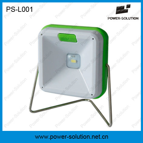 Portable LED Solar Table Reading Lamp for Indoor Solar Lighting