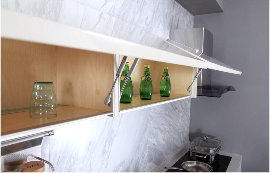 Fashion Acrylic Demet Kitchen Cabinet Design (zv-005)