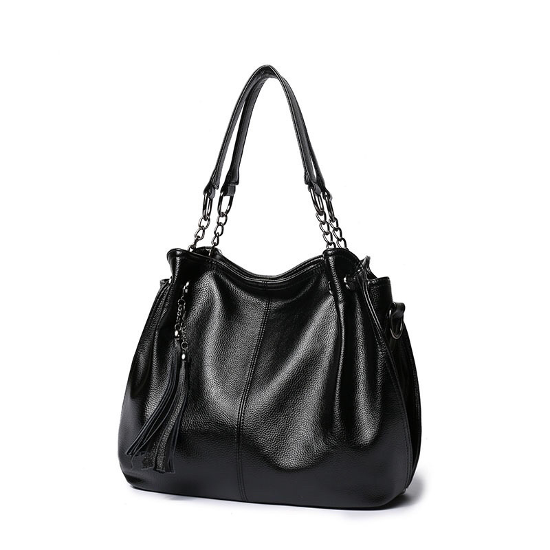 2017 Hot Sale Ladies Fashion Women Shoulder Imitation Leather Hand Bags (94081)