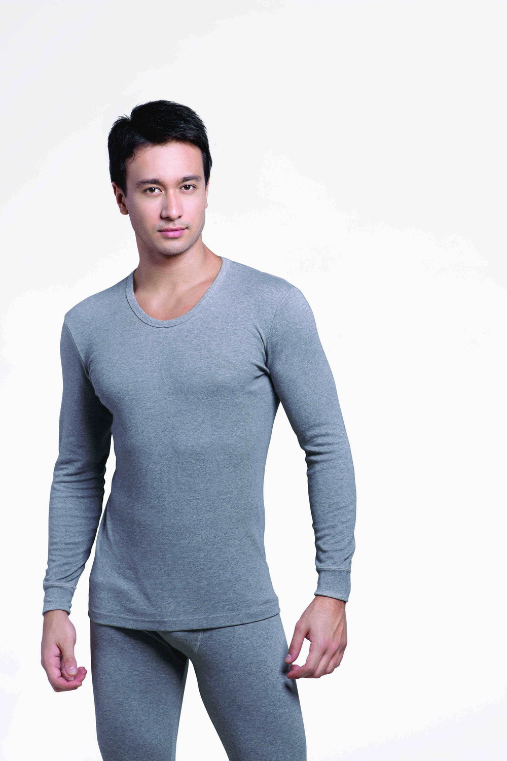 Working outside on those cold, blustery days calls for Men's Heavyweight Deluxe Thermal Underwear. Made of a cotton and polyester blend, the underwear combines the comfort of cotton with the strength and durability of polyester.