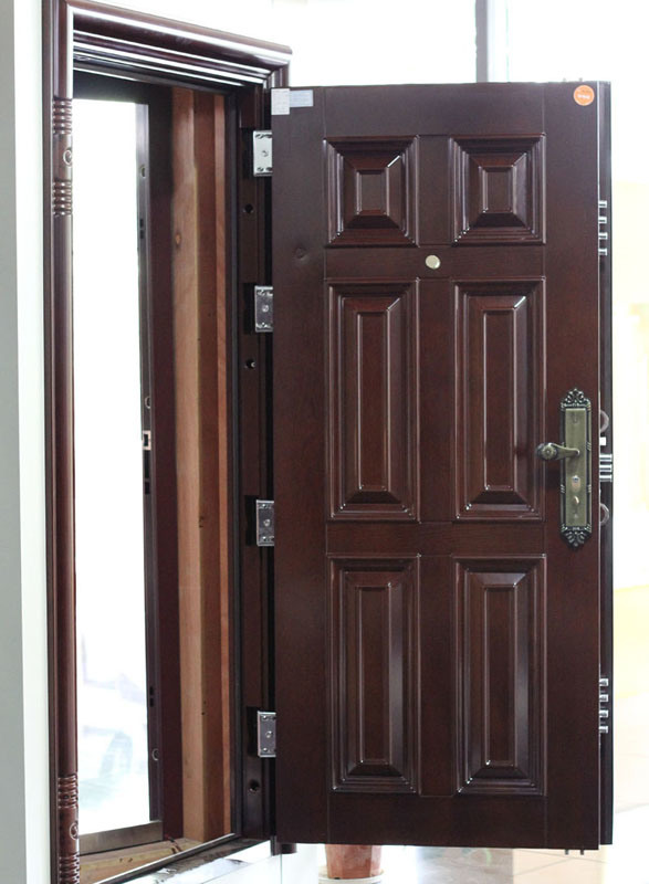 Steel Security Doors : Security doors quality door company