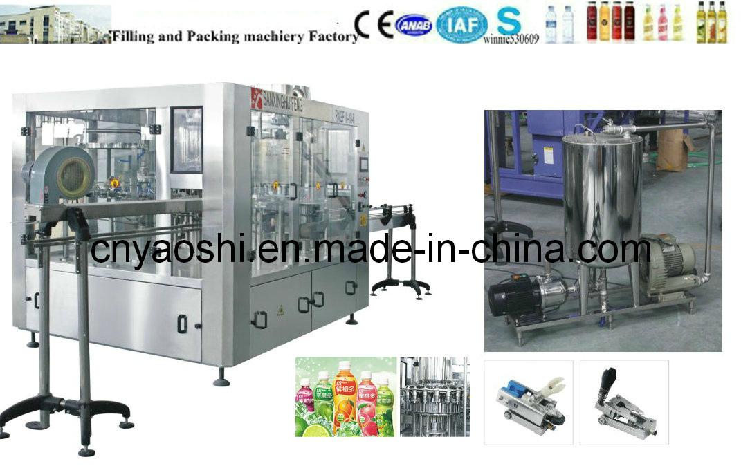 Juice Production Line, Juice Bottling Machine