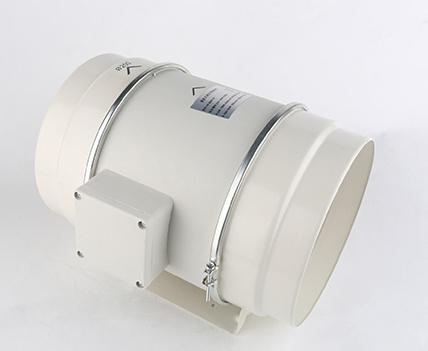 Kfl-200p Inline Duct Fan