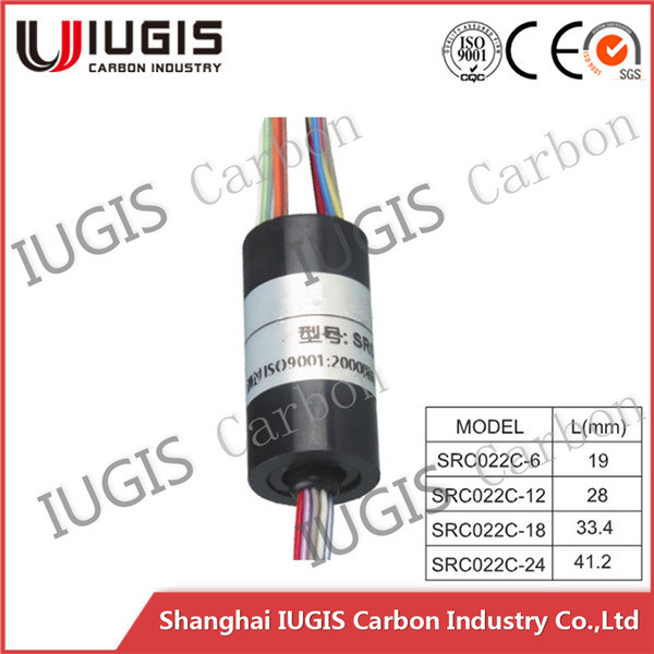 Src012c Capsule Slip Ring Without Flange