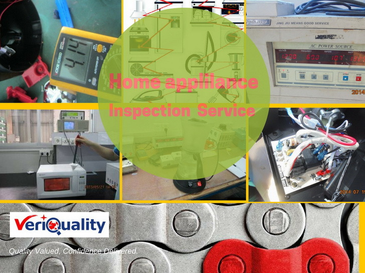 Quality Check and Quality Inspection for Household Appliance / Microwave Oven