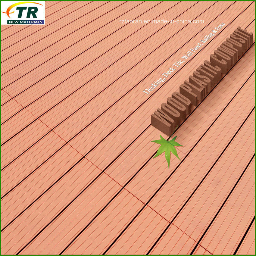 High Quality Wood Plastic Composite Outdoor WPC Decking