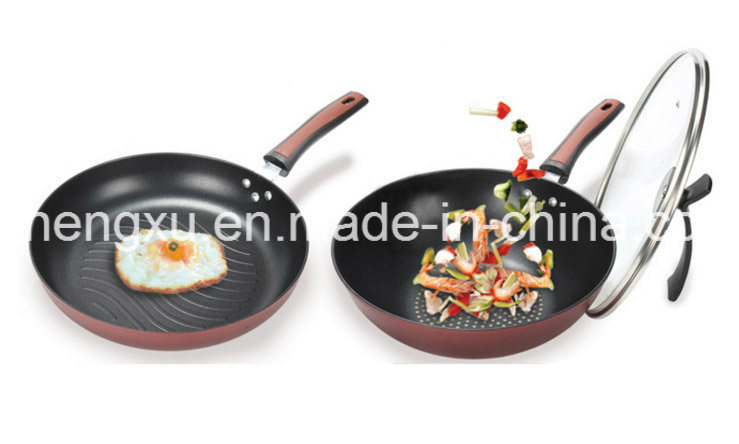 Pure Iron Non-Stick No-Oil Smoke Pure Iron Wok SX-JNY00