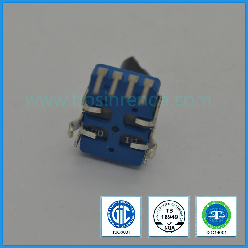 11mm Rotary Potentiometer with Single Unit for Audio Equipment