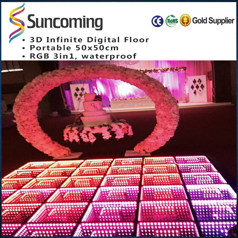 Wedding New Modle LED Display Light Dance Floor LED