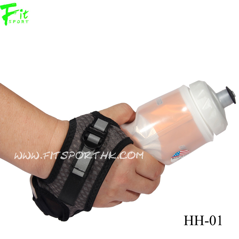 Neoprene Hydration Hand Held with iPhone Pouch (Style No.: HH-01)