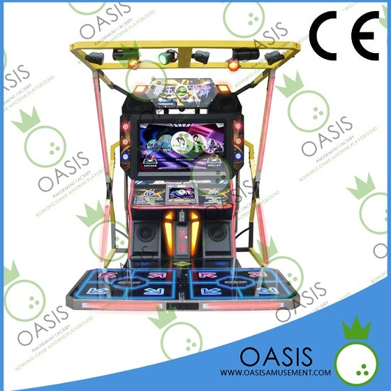 Amusement Center Arcade Dancing Game Machine