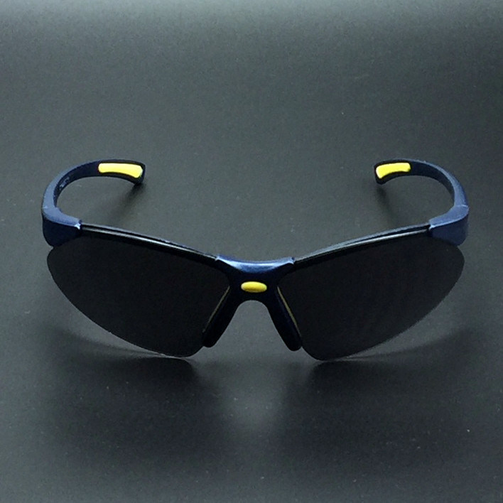 ANSI Z87.1 Lightweight PC Lens Sporty Safety Glasses (SG125)