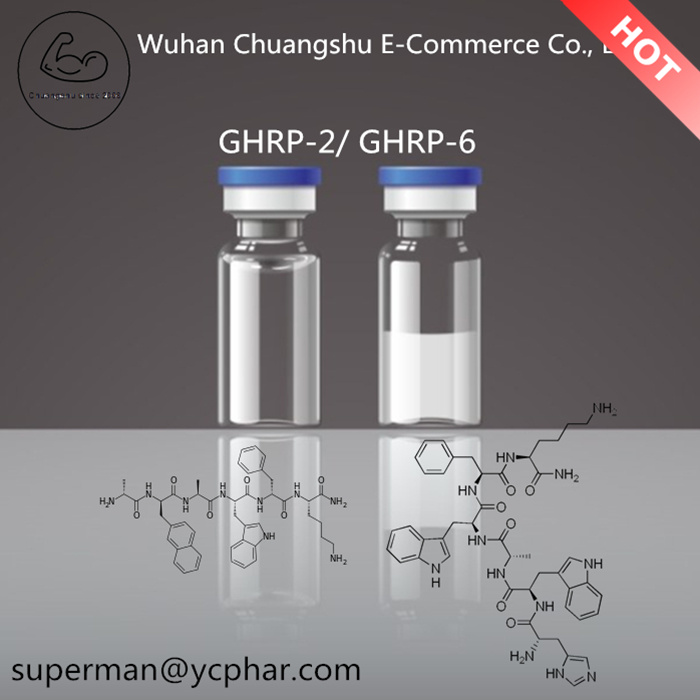 Peptides Ghrp Powder Great Benefit and Potential in Athletes Wellness