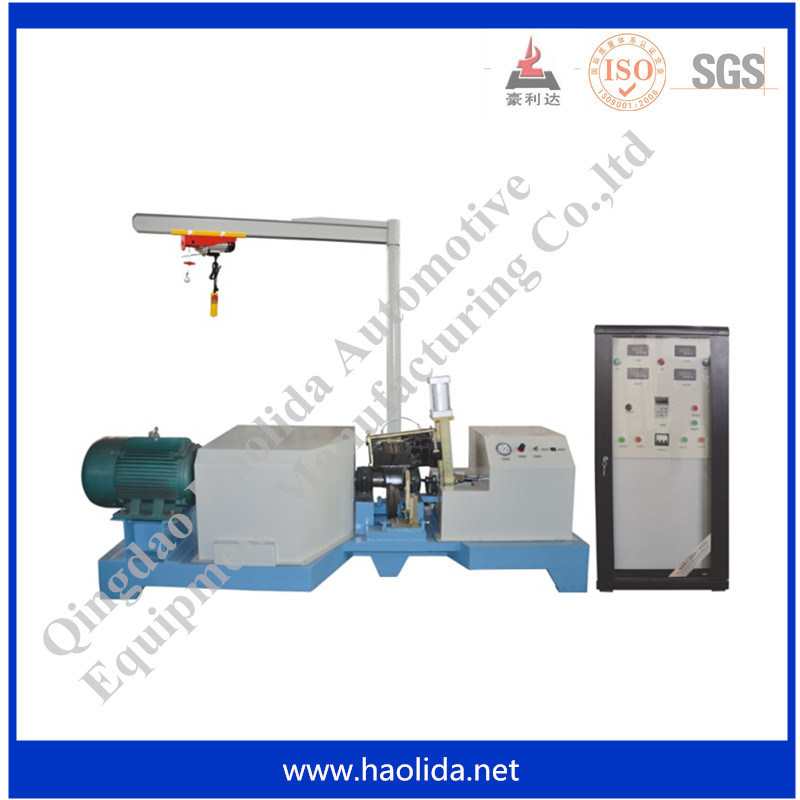 Automobile Brake Caliper Test Bench