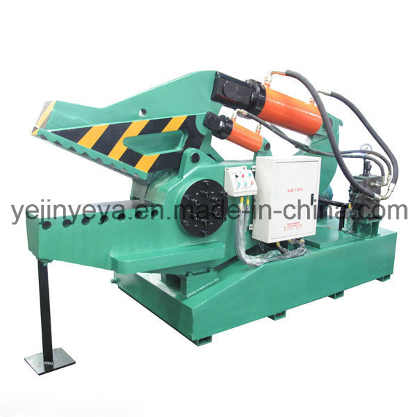 Q08-160b Hydraulic Scrap Metal Aluminum Steel Shear (integrated)