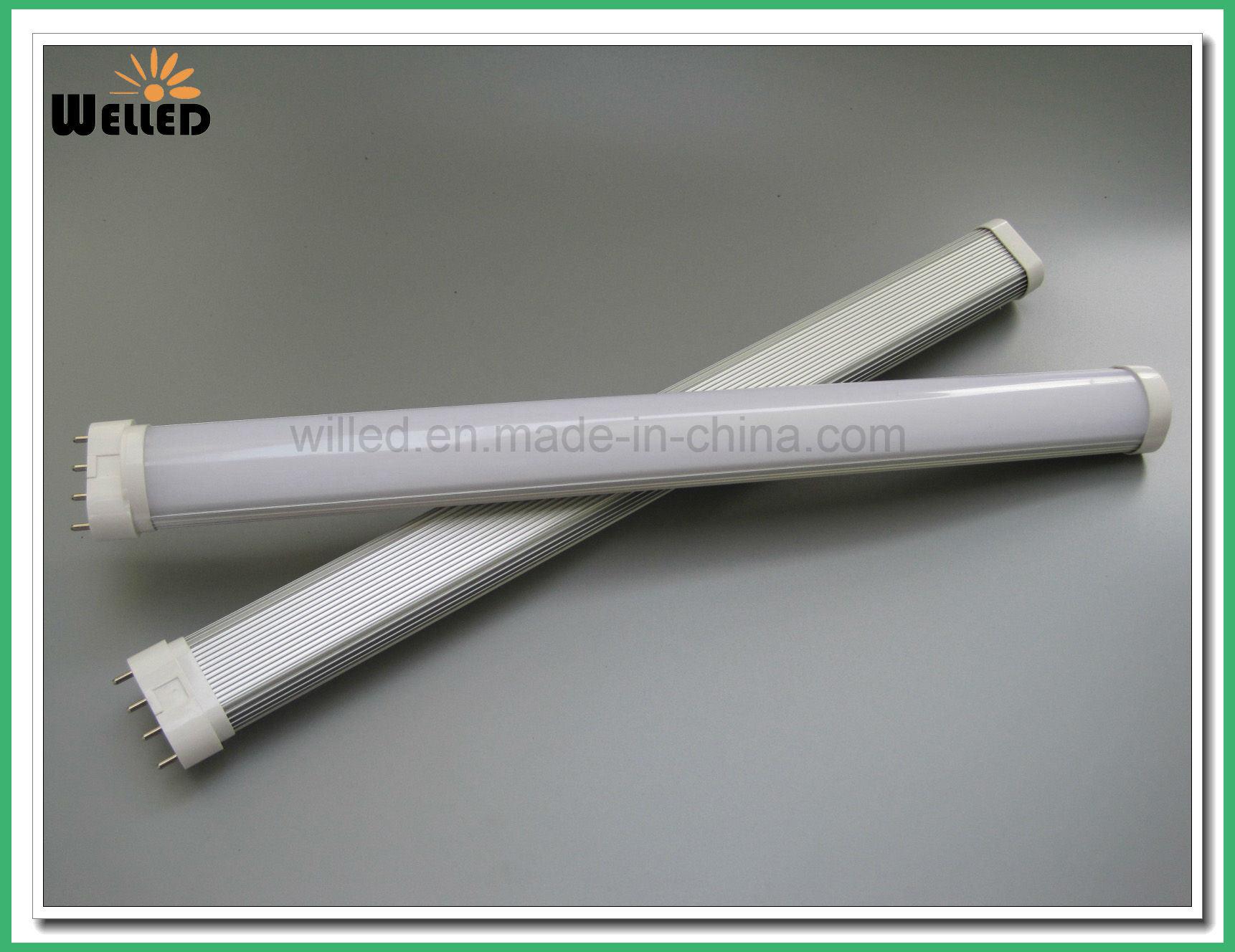 18W 85-265V 2g11 LED Tube Light 410mm with 4pin LED Lamp Lights 2g11 SMD2835