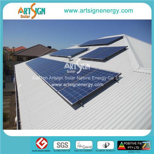 Solar Panel, Montaje Del Techo