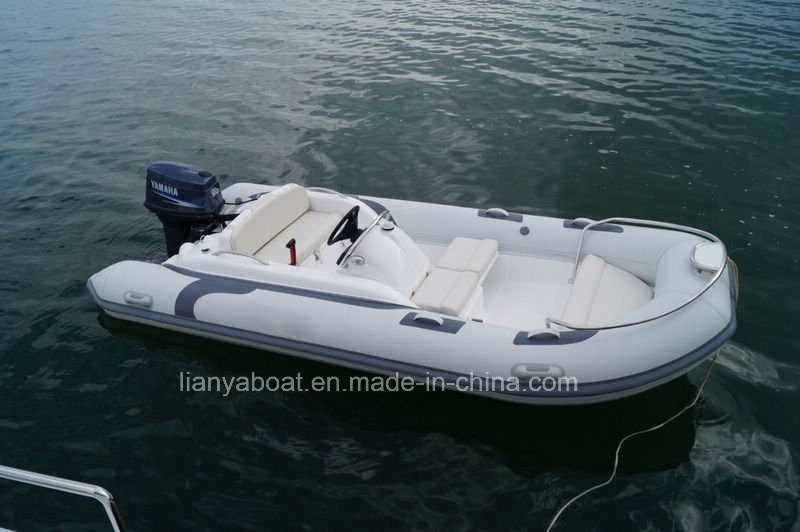 china liya14ft rigid inflatable boat small fishing boats