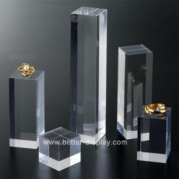 Custom Acrylic Panel Acrylic Display for Jewelry with SGS Certification