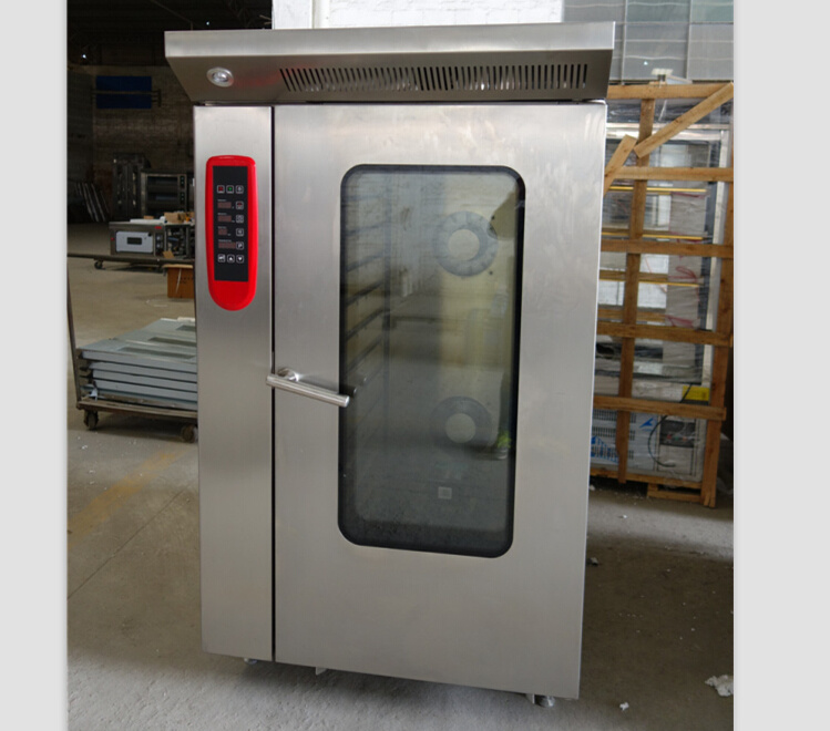 Convection Rack Oven with Trolley for Commercial Kitchen