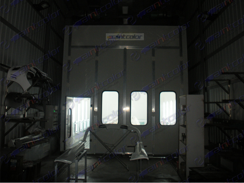 Infrared Baking System Europe Standard Spray Booth (PC14-IB1S)