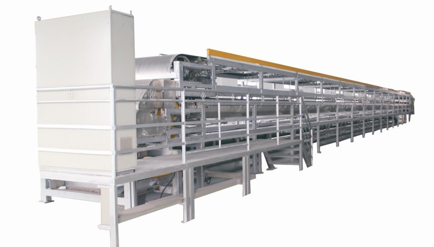Cooling Belt Flaker for Chemical Product with Stainless Steel Belt