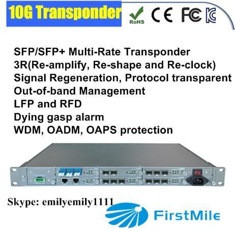 10g Long-Haul Transponder & Repeater