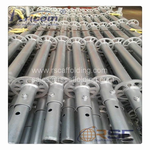 Galvanized Ringlock System Scaffolding for Constrution