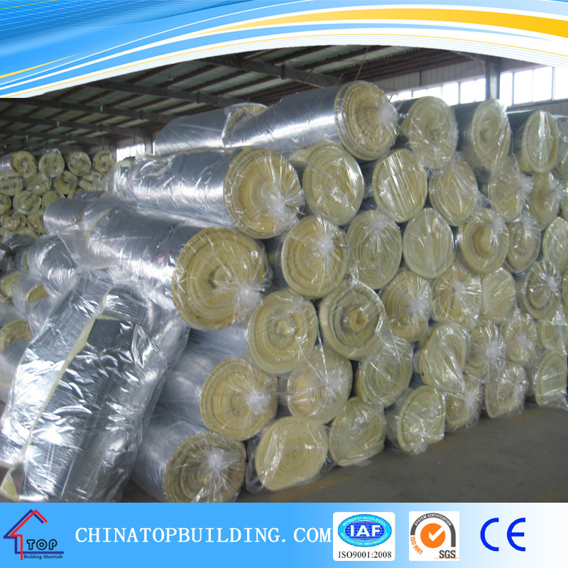 Reinforced Aluminum Foil-Clad Products /Glasswool