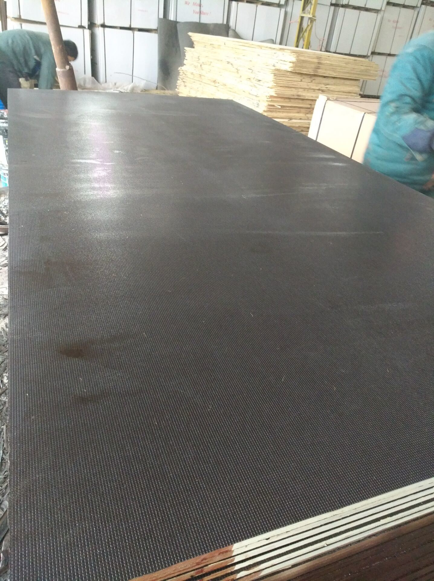 2017 Hot Sale Film Faced Plywood for Constrcution/Concrete Formwork
