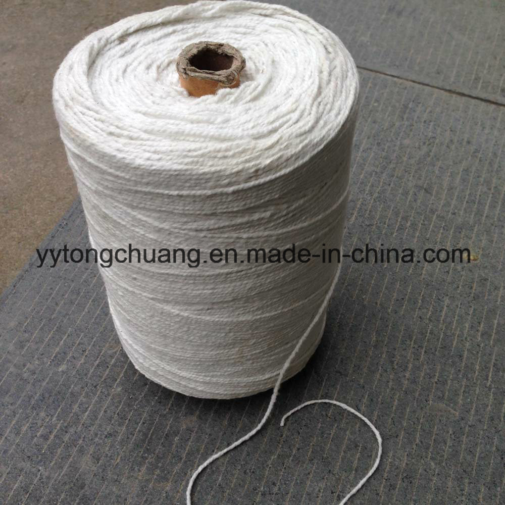 Aluminum Silicate Insulation Ceramic Fiber Yarn