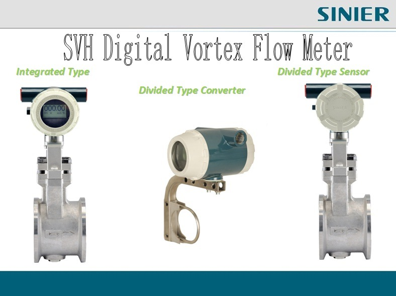 Svh Advanced Digital Vortex Flowmeter