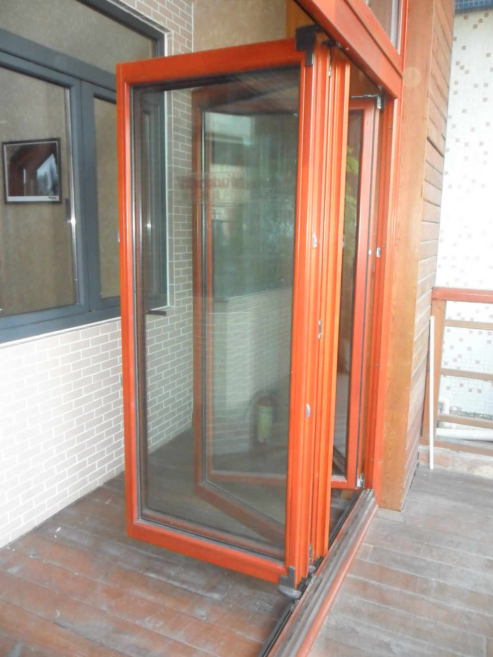 Wooden Folding Doors : Wooden doors design india