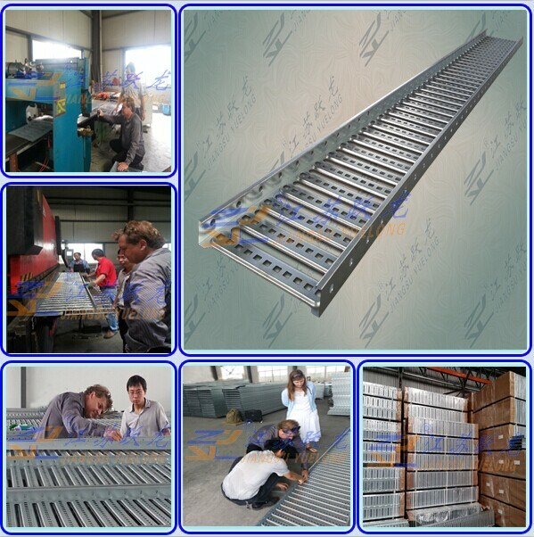 Germany Niedax Long Span Cable Tray System with TUV