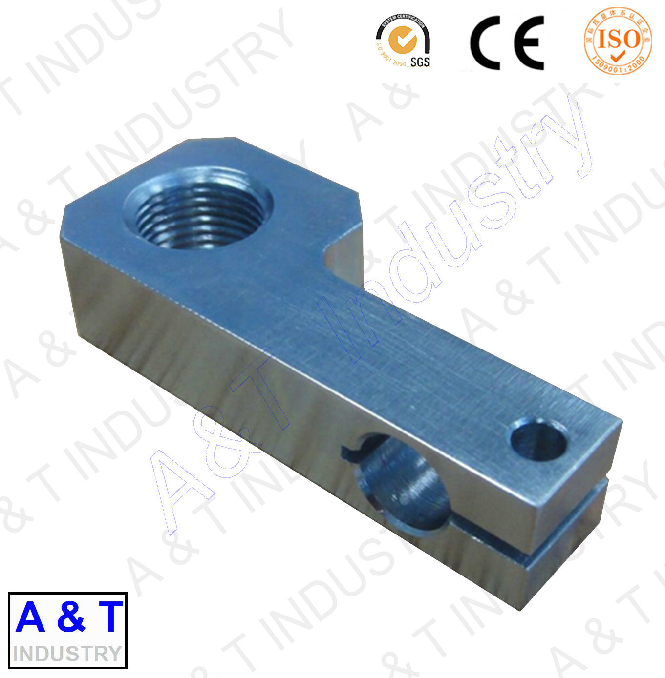 Stainless Steel Precision CNC Lathe Machine Spare Parts Auto Parts