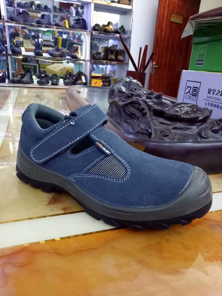PU Outsole Safety Shoes Safety Sandal Shoes Steel Toecap Shoes