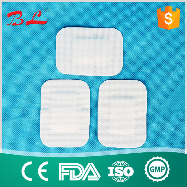 Surgical Medical Adhesive Non-Woven Wound Dressing for Hospital and Pharmacy