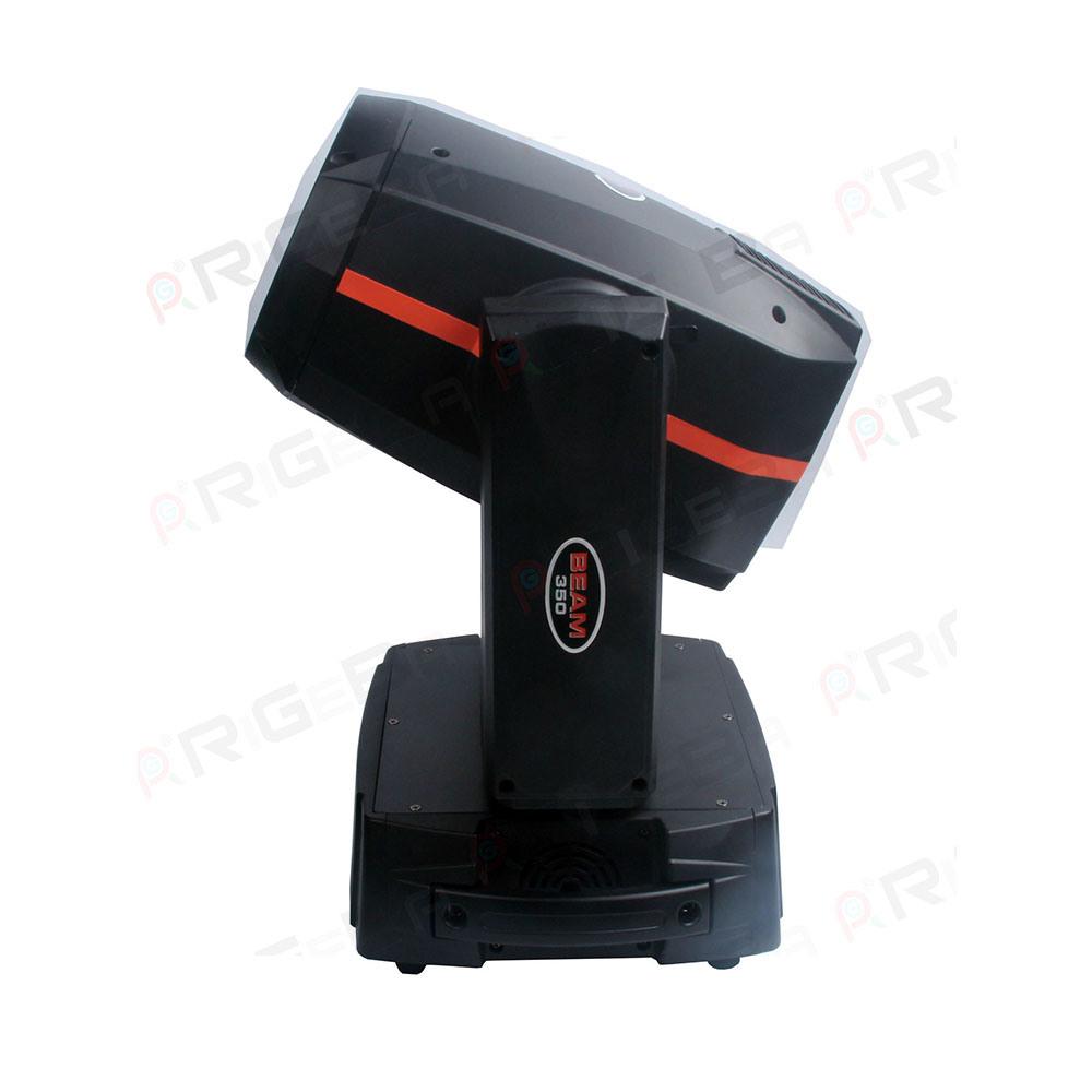 350 Watt 17r Stage Wedding DMX Rotating Prism Zoom Beam Spot Wash 3in1 Moving Head Light
