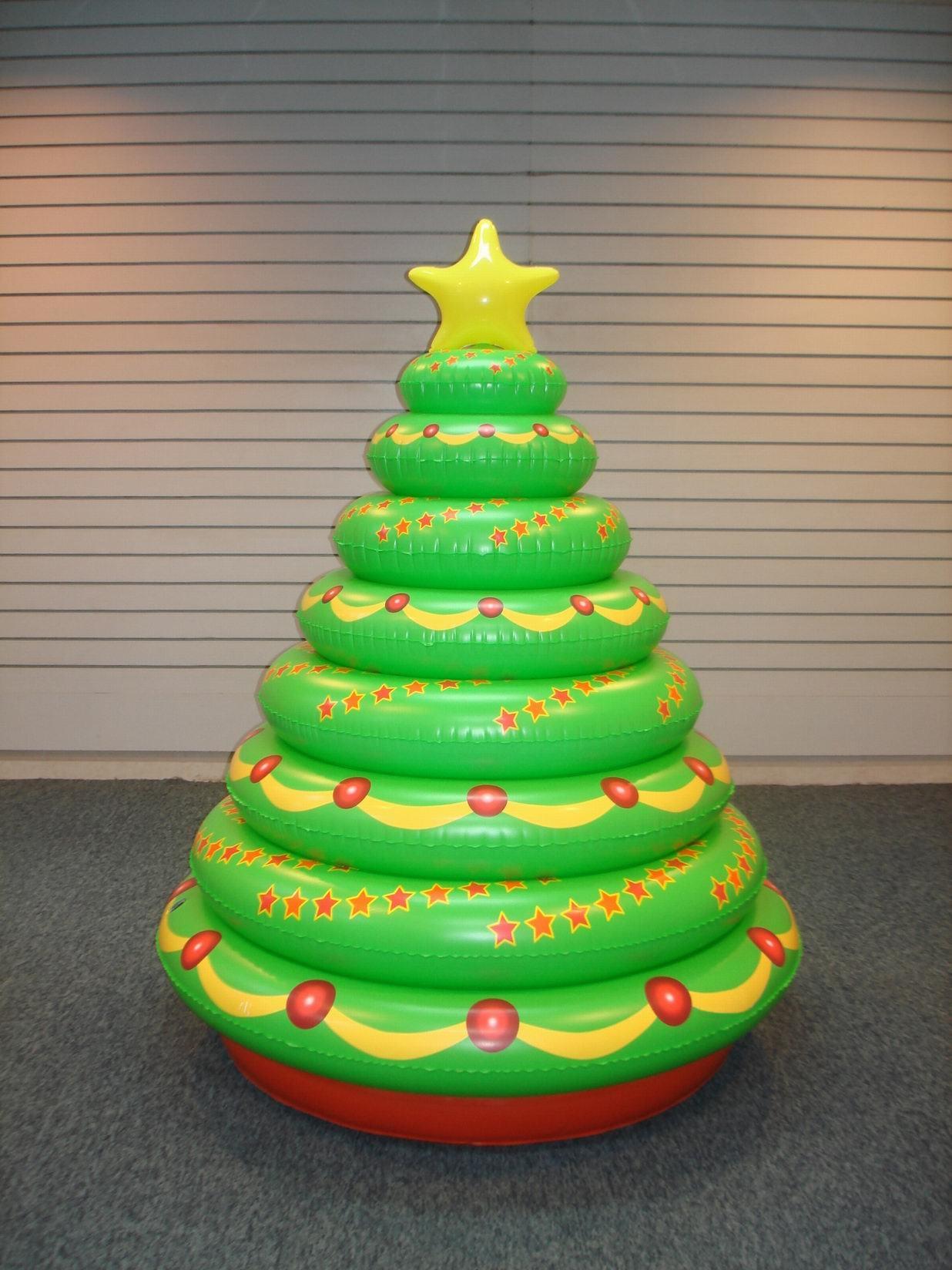China inflatable christmas tree