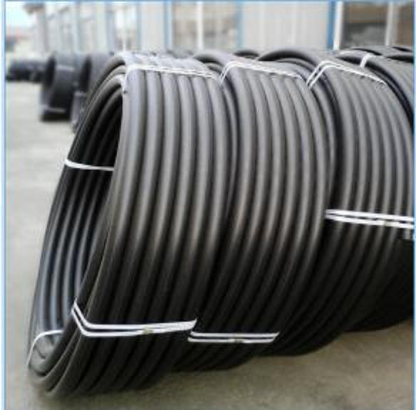 High Density PE Pipe with Full Range Dn20-1200mm for Water Supply
